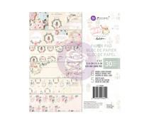 Prima Marketing Sugar Cookie Christmas 6x6 Inch Paper Pad (996451)
