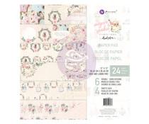 Prima Marketing Sugar Cookie Christmas 12x12 Inch Paper Pad (996437)