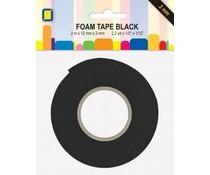 JEJE Produkt 3D Foam Tape Black 2mm (3.3022)