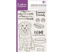 Crafter's Companion Furrever Friends Clear Stamps (CC-STP-FURFR)