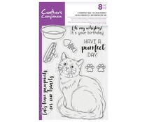 Crafter's Companion A Purrfect Day Clear Stamps (CC-STP-PURRD)