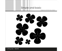 Simple and Basic Flowers Dies (SBD095)