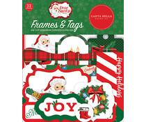 Carta Bella Dear Santa Frames & Tags (CBDE125025)