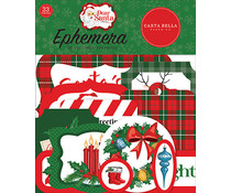 Carta Bella Dear Santa Ephemera (CBDE125024)
