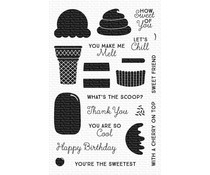 My Favorite Things You're the Sweetest Clear Stamps (LJD-64)