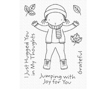 My Favorite Things Jumping with Joy Clear Stamps (PI-302)