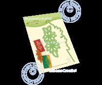 Leane Creatief Lea'bilitie Silhouette Poinsettia Cutting Dies (45.6760)