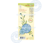 Leane Creatief Cornflower 3D Clear Stamps (55.6876)