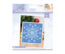 Crafter's Companion Glittering Snowflakes Metal Die Frosted Dimension (S-GS-MD-FRDI)