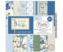 DayKa Trade Nature in Blue 12x12 Inch Paper Pack (SCP-3030)