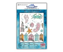 The Card Hut Seaside Splash Clear Stamps (SSB001)