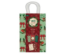 Papermania Deck The Halls Gift Bags (5pcs) (PMA 174986)