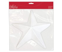 Papermania Create Christmas Make Your Own Polystyrene Star 270mm (PMA 827924)