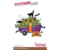 Scrapping Cottage Spooky Camper (CC-815)