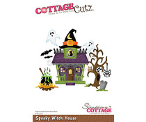 Scrapping Cottage Spooky Witch House (CC-817)