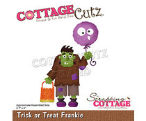 Scrapping Cottage Trick or Treat Frankie (CC-818)