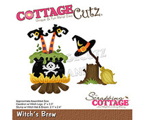 Scrapping Cottage Witch's Brew (CC-823)