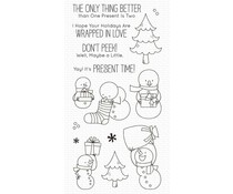 My Favorite Things Present Time Clear Stamps (BB-111)