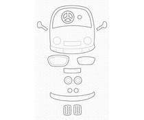 My Favorite Things Carpool Die-namics (MFT-1816)