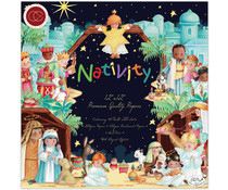 Craft Consortium Nativity 12x12 Inch Paper Pad (CCPPAD)