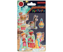 Craft Consortium Nativity Clear Stamps Three Wise Men (CCSTMP048)