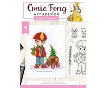 Crafter's Companion Benny's Christmas Clear Stamps (CF-STP-BENCH)