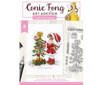 Crafter's Companion Sally's Christmas Friends Clear Stamps (CF-STP-SALCF)