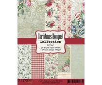 Reprint Christmas Bouquet Collection 6x6 Inch Paper Pack (RPP041)