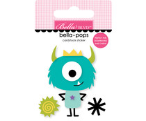 Bella BLVD Little Monster Bella-pops (BB2332)