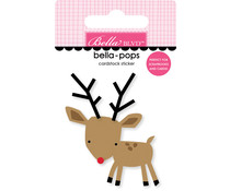 Bella BLVD Reindeer Bella-pops (BB2355)