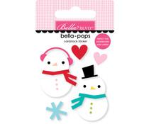 Bella BLVD Snow In Love Bella-Pops (BB2357)