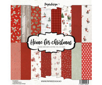 Papirdesign Home for Christmas 12x12 Inch Paper Pack (PD 2000423)