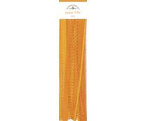 Doodlebug Design Tangerine Paper Frills (1238)