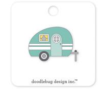 Doodlebug Design Glamper Collectible Pins (5411)