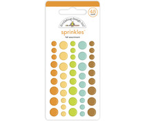Doodlebug Design Fall Assortment Sprinkles (45pcs) (6932)
