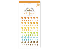 Doodlebug Design Fall Assortment Mini Jewels (84pcs) (6946)