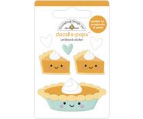 Doodlebug Design Pumpkin Pie Doodle-Pops (6950)