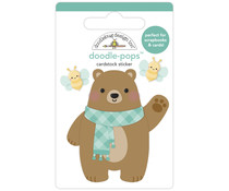 Doodlebug Design Beary Cute Doodle-Pops (6954)