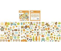 Doodlebug Design Pumpkin Spice Odds & Ends (6985)