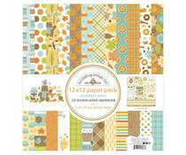 Doodlebug Design Pumpkin Spice 12x12 Inch Collection Pack (7036)