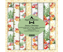 Paper Favourites Snowy Christmas 12x12 Inch Paper Pack (PF345)