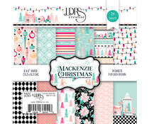 LDRS Creative MacKenzie 6x6 Inch Paper Pack (LDRS3265)