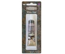 Finnabair Art Alchemy Metallique Wax White Gold (964016)