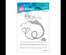 Spellbinders Glorious Mermaid Clear Stamps (JDS-057)