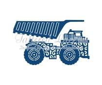 Tattered Lace Dumper Truck (ACD846)