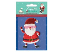 Papermania Santa and Friends Embroidered Sticker (807905)