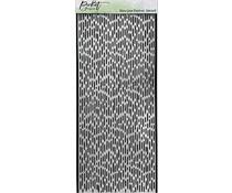 Picket Fence Studios Slim Line Dashes Stencil (SC-198)