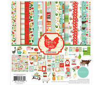 Carta Bella Farm To Table 12x12 Inch Collection Kit (CBFT127016)