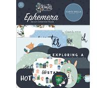 Carta Bella Winter Market Ephemera (CBWM126024)