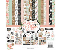 Echo Park Our Wedding 12x12 Inch Collection Kit (OW224016)